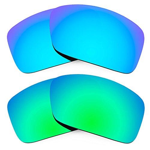 Revant Ersatzlinsen für Costa Blackfin Polarisiert 2 Paar Kombipack K006