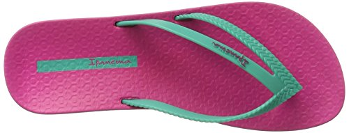 Ipanema - Ipanema Bossa Soft Fem, Infradito Donna Mehrfarbig (pink/green)