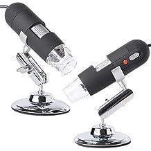 BlueBeach® 50X-500X 8 LED USB Microscope numérique Endoscope loupe pour Window XP/Vista/7/8