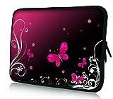 Pedea Design Tablet PC Tasche 7 Zoll (17,8 cm) neopren butterfly