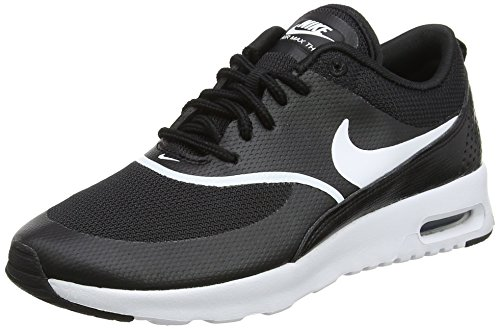 quality design 205c5 210b1 Nike Air Max Thea, Chaussures de Running Femme, Noir (Black White 028
