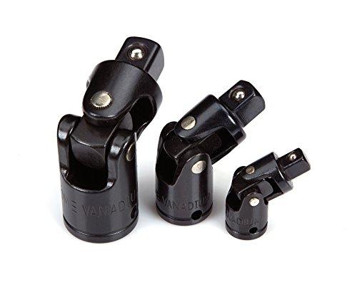 TEKTON 4964 Universal-Gelenkadapter-Satz für Steckschlüssel, 3-teilig
