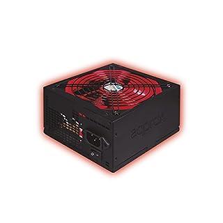 Approx Gaming APP800PSV2 –Netzteil 800W, Schwarz und Rot
