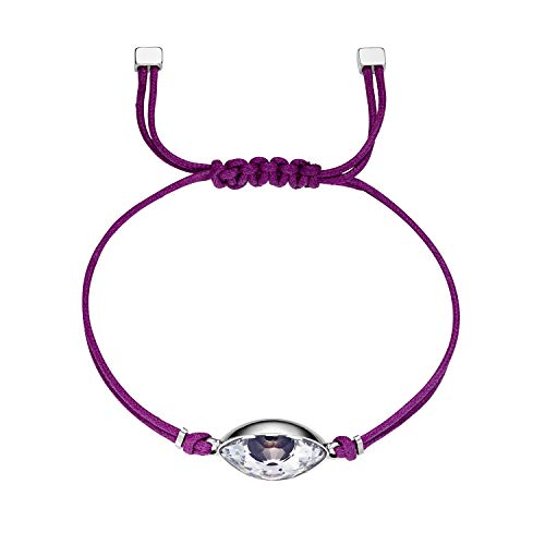 Imagen de swarovski impulse evil eye armband 5508534 lengte 18.00 cm  alternativa