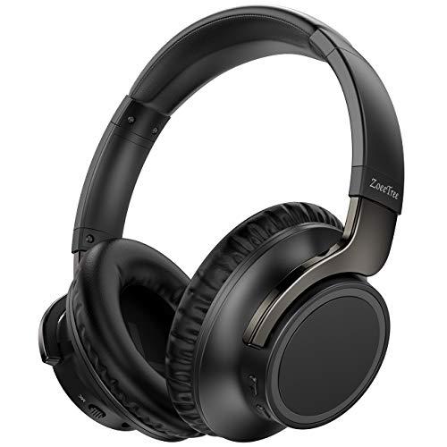 ZoeeTree H8 Cuffie Wireless, Cuffie Over Ear Bluetooth 5.0 con Autonomia 30 Ore, CVC8.0 Cuffie Senza Fili Stereo Cuffie Bluetooth...