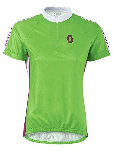 Scott Endurance 30 Damen Fahrrad Trikot kurz grün/lila 2015: Größe: S (36/38)