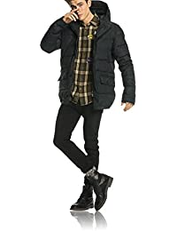 Scotch & Soda Herren Jacke Hooded Down Jacket