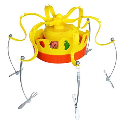 Ben-gi Roman Musical Hat Spiel Spinning Toy Hat Snacks Essen Party-Familien-Spiel-Spielzeug Funn Kinder Kinder Baby-Geschenk