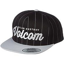 Volcom Fresh Starter – Gorra de béisbol Gorro Gorra Negro Gorra, ...