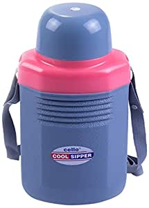 Cello Cool Sipper Water Bottle, 2 Litres, Grey