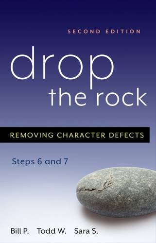 Drop the Rock: Removing Character Defects - Steps 6 and 7