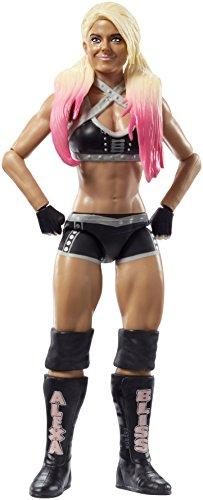 WWE Figura básica Alexa Bliss (Mattel FMD90)