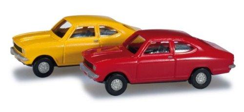 Herpa 065979 - N/Opel Kadett B Coupe, Miniaturmodell