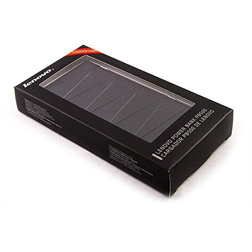 (Renewed) Lenovo PB500 Li-Polymer 10000mAH Power Bank (Black) Image 5