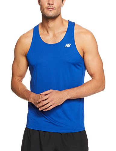 New Balance Accelerate Laufen Singlet - SS18 - Small