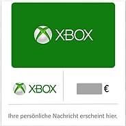Xbox Guthaben - für Deutschland - Gutschein per E-Mail