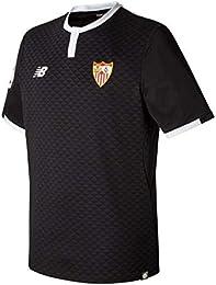 segunda equipacion Sevilla FC chica