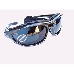 Alpland Gletscherbrille – Bergbrille – Skibrille-Snowboardbrille