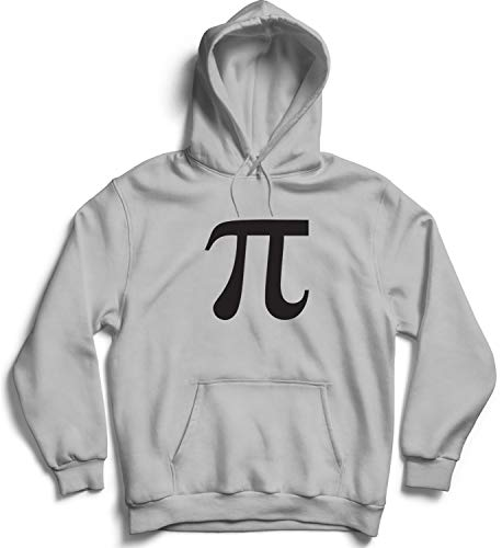 Mathematics Pi Letter Number Trouble Maker_004489 Cute Funny Hoody Sweater Sweatshirt Pullover Present - SM Grey Hoodie