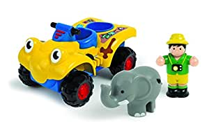 WDK Partner A0902780 - Jeux d'éveil - Ralph le quad Wow Toys
