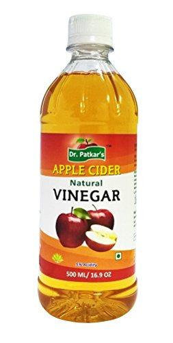 Dr. Patkar's Natural Apple Cider Vinegar Refined 500 Ml