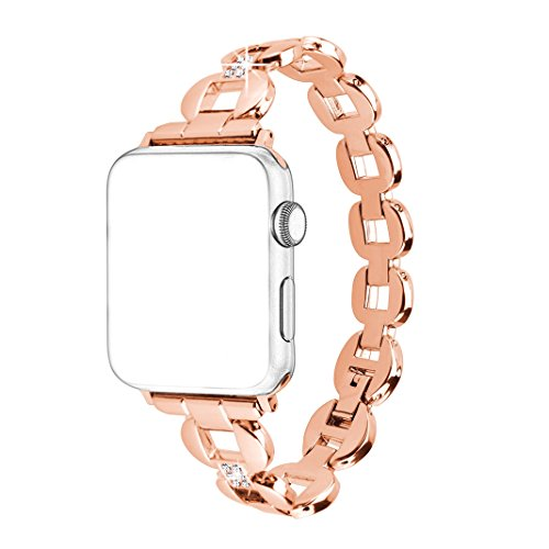 Rosa Schleife Apple Watch Band