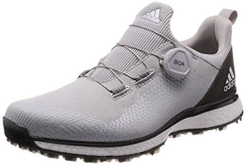 adidas Forgefiber Boa, Scarpe da Golf Uomo, Grigio (Gris Bb7917), 46 EU