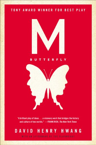 M. Butterfly: With an Afterword by the Playwright