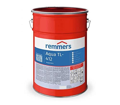 Remmers Aqua TL-412-Treppenlack farblos (20 l, seidenmatt)
