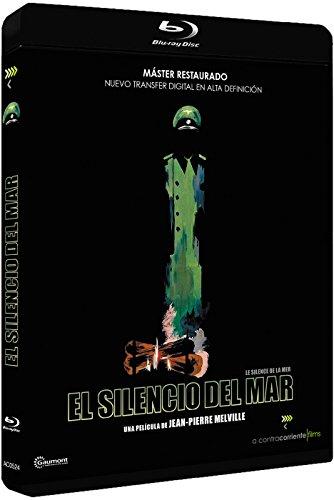 El silencio del mar (V.O.S.) [Blu-ray] 41Cay7Aer 2BL