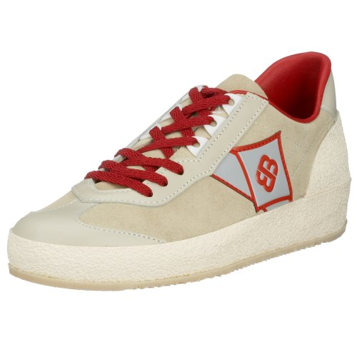 Brütting Road Runner 102401, Unisex - Erwachsene Sneaker, beige, (beige), EU 41, (UK 7 1/2)
