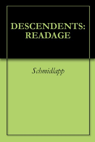 DESCENDENTS: READAGE
