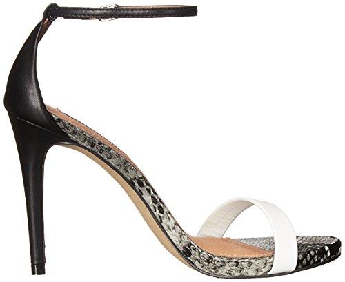 Steve Madden Stecy, Chaussures À Talons Hauts, Femmes Blanc / Multi