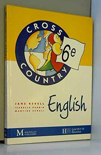 Cross Country, 6e, élève