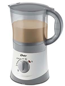 Oster BVSTHT6505 780-Watt Chai and Drink Maker (White/Gray)