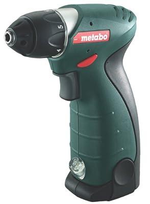 Metabo 600077500 Akku-Schrauber PowerGrip Li von Metabo auf Lampenhans.de