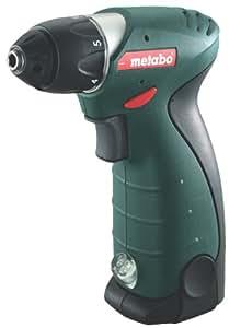 Metabo 600077500 PowerGrip Visseuse sans fil batterie Li (Import Allemagne)