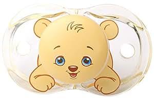 Keep-It-Kleen Pacifier - Schnuller Bobby Bear - 0-36 months