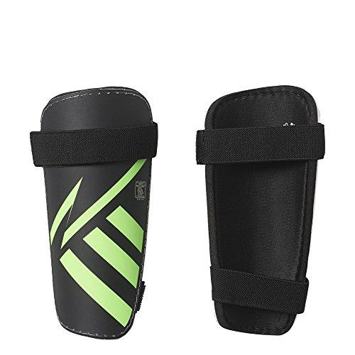adidas Schienbeinschoner Ghost Lite, Solar Green/Core Black, L, AH7763