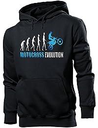 MOTOCROSS EVOLUTION - Herren Hoodie Gr.S bis XXL
