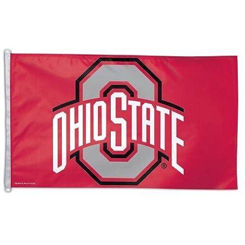 Ohio State Drapeau Osu Buckeye (Drapeau
