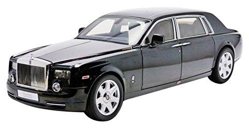 kyosho-118-scale-rolls-royce-phantom-extended-wheelbase-diamond-car-black