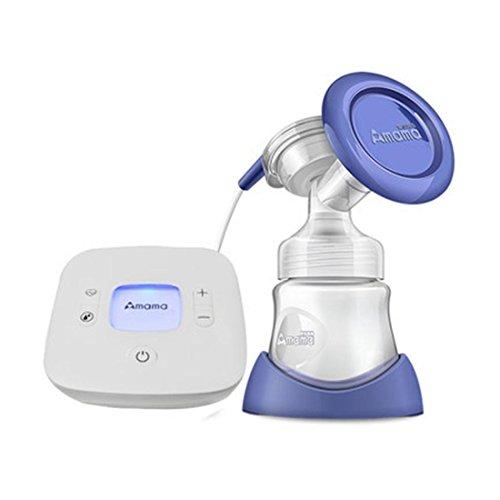 Leydee Seno Pump-2 Modi-silenzioso Motor-Travel domestici Massaggi singolo Tiralatte di Smart Hospital Grade elettrico con il latte Bambini bottiglia-Mobile supporto per l'allattamento al seno della madre