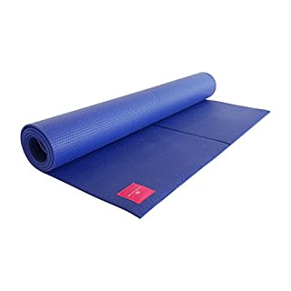 SHANTI NATION - Shanti Mat XXL - sehr große Yogamatte - 200 x 100 x 0,6 cm - extra breit und lang - komfortabel - auch für Pilates & Fitness