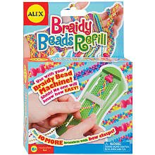 Refill Alex Toys (Braidy BEADS REFILL)