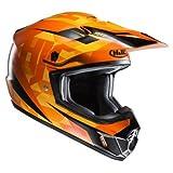 HJC CS-MX II - DAKOTA/MC7SF - Crosshelm/Endurohelm/Motorradhelm, GröàŸe:M