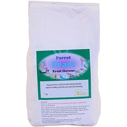 Parrot Feast Eggfood – Fruits – 1 kg