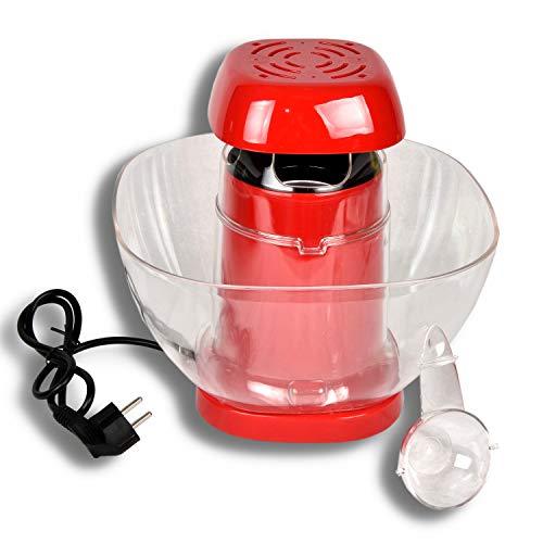 HSM Popcorn Maschine 1200 Watt Popcorn – Maker Popcornautomat Popcorngerät