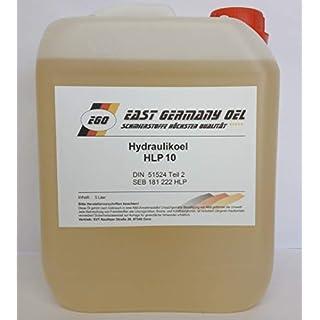 Hydrauliköl HLP 10 Kanister 5 Liter