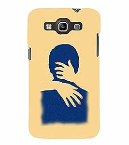 PrintVisa Hot & Sexy Couple 3D Hard Polycarbonate Designer Back Case Cover for Samsung Galaxy Quattro Win i8552